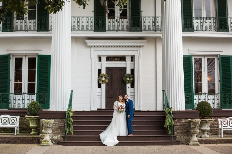 Nashville Destination Elopement Riverwood