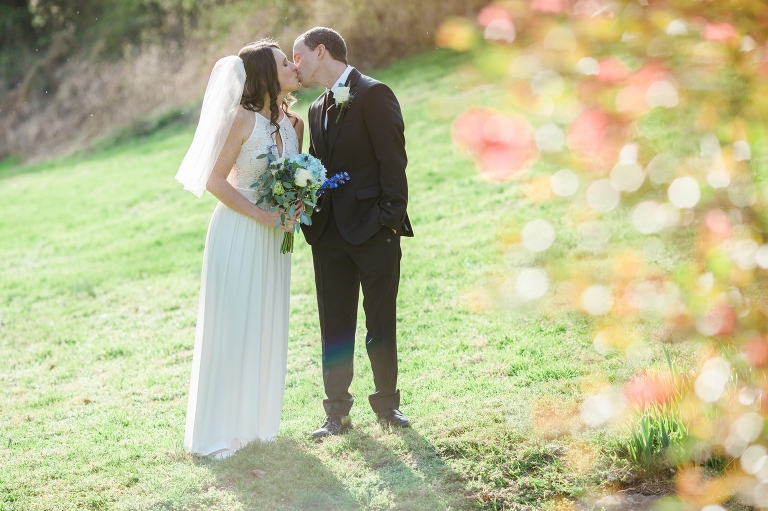 Spring Romance Wedding at Butterfly Hollow