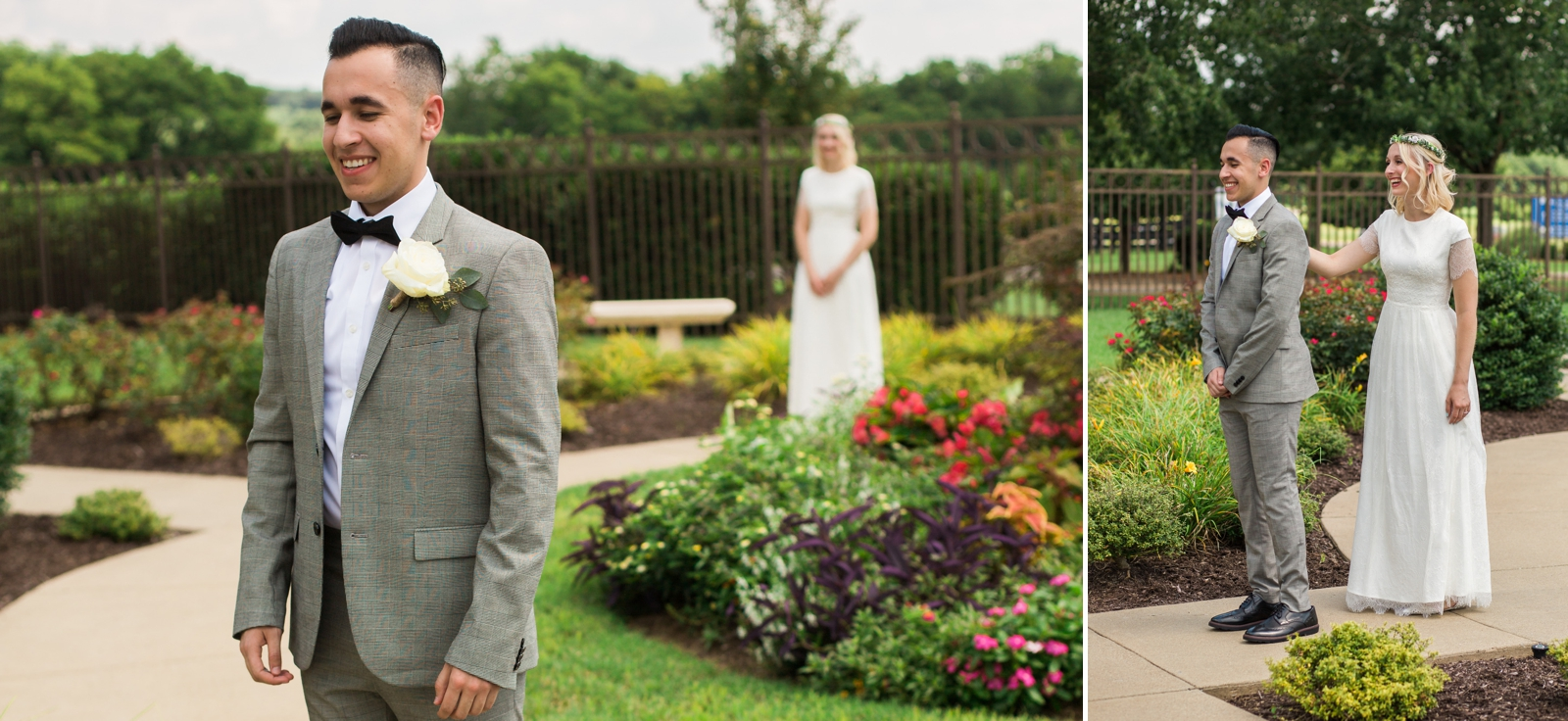 Summer Afternoon Wedding Cool Springs House